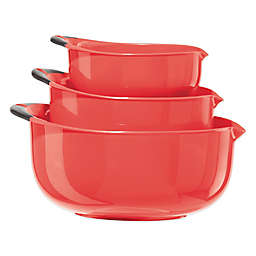 Oggi™ 3-Piece Oval Mixing Bowl Set