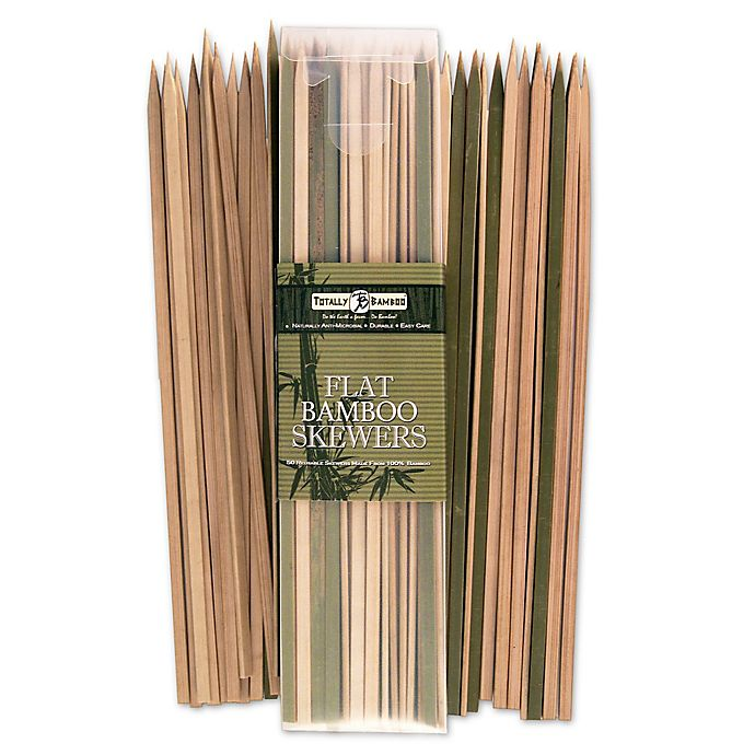 Alternate image 1 for Totally Bamboo 50-Count Bamboo Skewers
