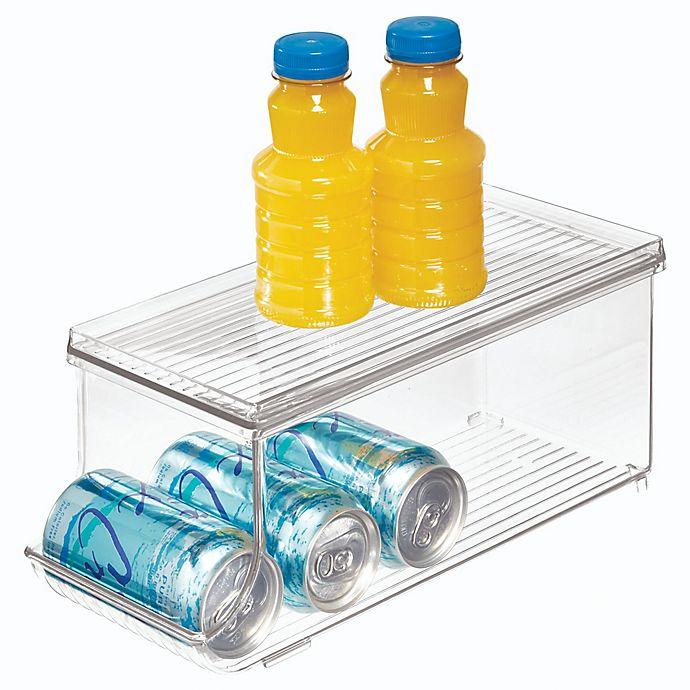 Alternate image 1 for iDesign® Fridge Binz™ Soda Plus Holder