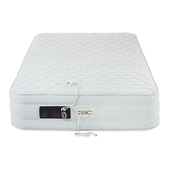 Alternate image 1 for AeroBed® Luxury Pillow Top 16-Inch Air Mattress