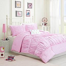 Mizone Lia Comforter Set in Pink