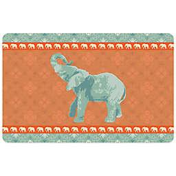 Bungalow Flooring Elephant 6 23-Inch x 36-Inch Decorative Kitchen Mat