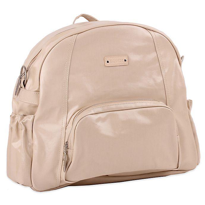 Alternate image 1 for Minene Ella Diaper Bag in Cream