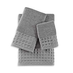 Baltic Linen® Escondido Silver Turkish Cotton Bath Towel