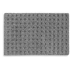 Baltic Linen® Escondido Silver Turkish Cotton Bath Rug