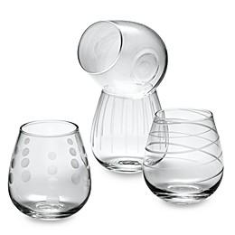 Mikasa® Cheers 14 oz. Stemless Wine Glasses (Set of 4)