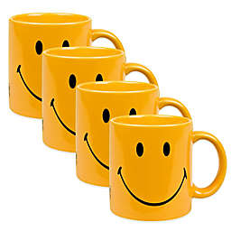 Waechtersbach Smiley Mugs (Set of 4)