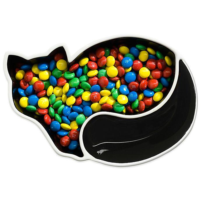 Alternate image 1 for Sagaform® Divided Cat-Shaped Bowl