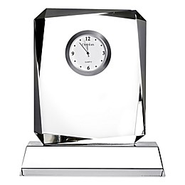 Orrefors Vision Small Table Clock