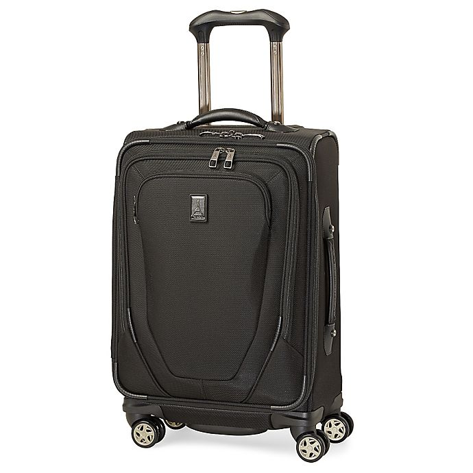 ea8dbc47c4 TravelPro® Crew™ 10 20-Inch International Expandable Carry-On Spinner in  Black