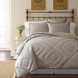 Pendleton® Vintage Wash PrimaLoft® Comforter in Grey