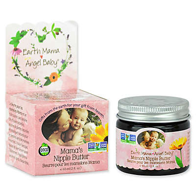 Earth Mama Angel Baby® 2 oz. Mama's Nipple Butter