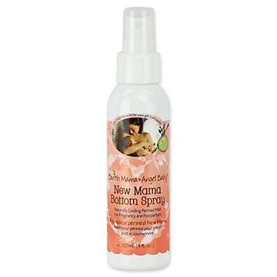 Earth Mama Angel Baby 4 oz. New Mama Bottom Spray