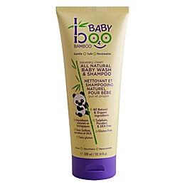 Baby Boo Bamboo 300 mL Squeaky Clean All Natural Baby Wash & Shampoo