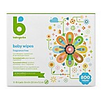 Babyganics® Fragrance-Free 800-Count Face, Hand, and Baby Wipes