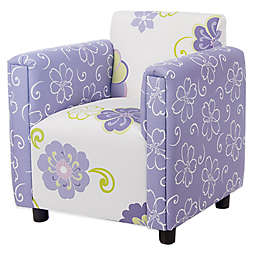 Glenna Jean Lulu Upholstered Child's Chair