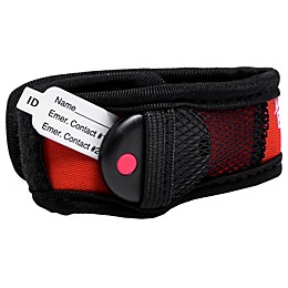BuddyTag™ Child Safety Wristband with Hook and loop fastener®