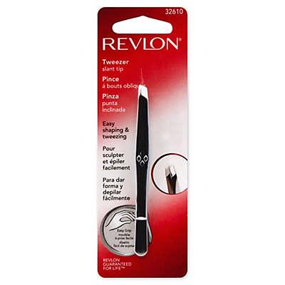 Revlon® Deluxe Slant Tip Tweezer