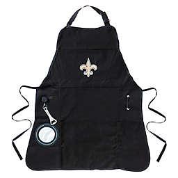 NFL New Orleans Saints Heavy-Duty Men's Apron