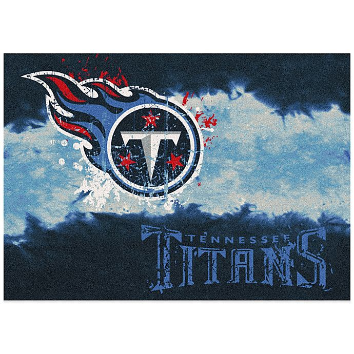 Nfl Area Rugs: Buy NFL Tennessee Titans Fade Area Rug From Bed Bath & Beyond