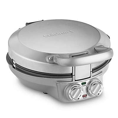 Cuisinart® International Chef™ Crepe/Pizzelle/Pancake Plus Maker