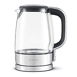 Breville® The Crystal Clear™ 1.7-Liter Electric Water Boiler