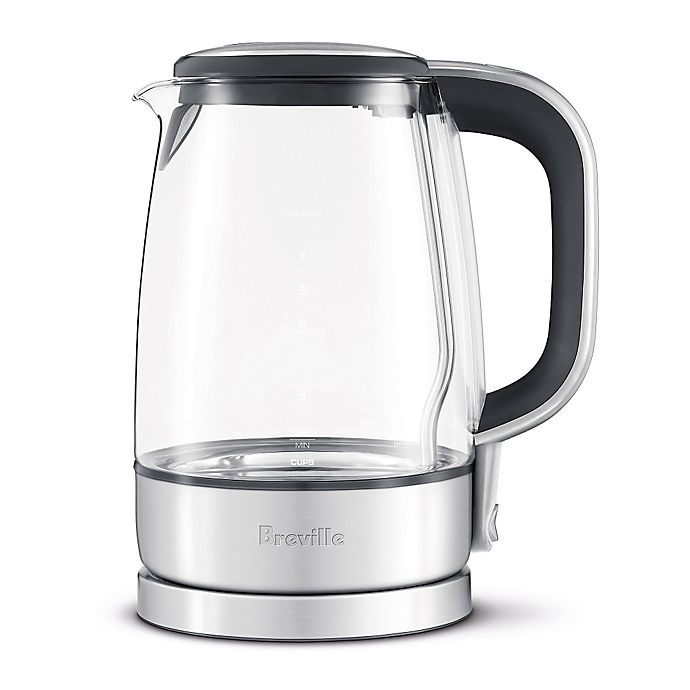 Alternate image 1 for Breville® The Crystal Clear™ 1.7-Liter Electric Water Boiler