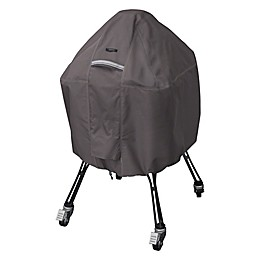 Classic Accessories® Polyester Ravenna BBQ Grill Cover in Taupe