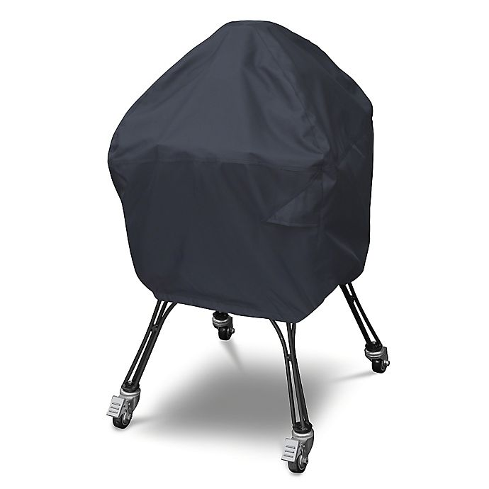 Alternate image 1 for Classic Accessories® Polyester Kamado BBQ Grill Cover