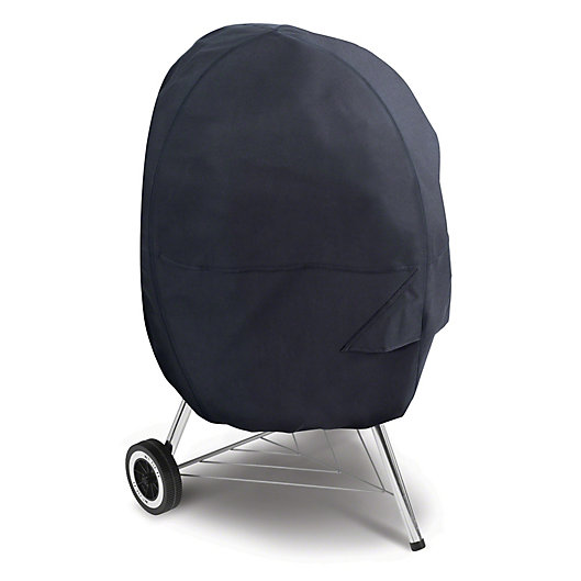 Alternate image 1 for Classic Accessories® Kettle BBQ Cover