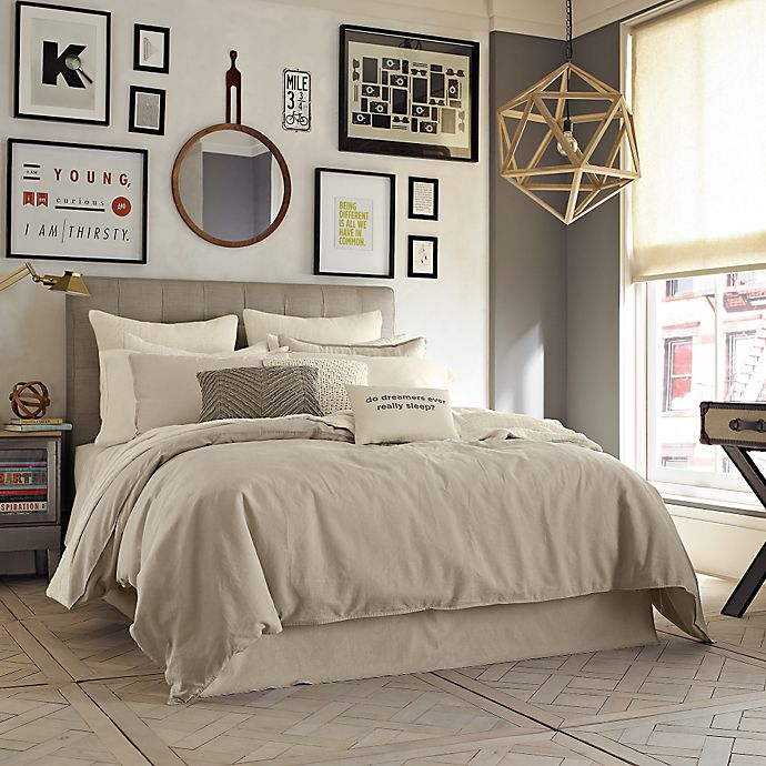 Alternate image 1 for Kenneth Cole Reaction Home Mineral Comforter