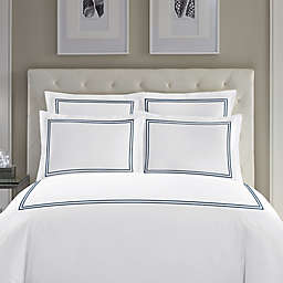 Wamsutta® Baratta Stitch Cotton Pillow Sham