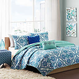 Intelligent Design Lionna Coverlet Set