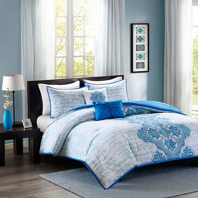 Intelligent Design Avani Comforter Set Bed Bath Beyond