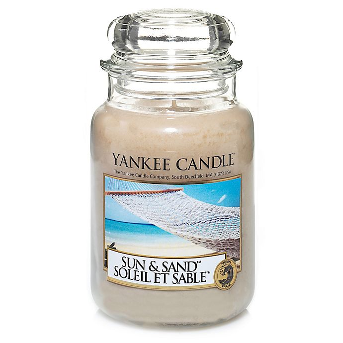 Alternate image 1 for Yankee Candle® Sun & Sand® Large Classic Jar Candle