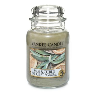 Yankee Candle 174 Sage Amp Citrus Scented Candles Bed Bath
