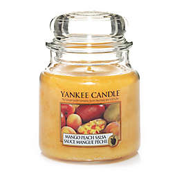 Yankee Candle® Mango Peach Salsa Medium Classic Jar Candle