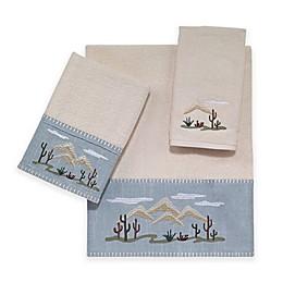 Avanti Cactus Landscape Bath Towel Collection