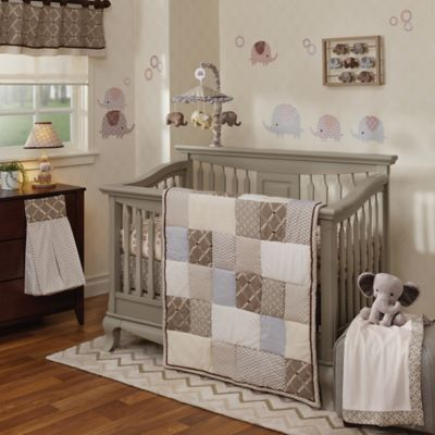 Lambs Amp Ivy 174 Oatmeal Cookie Crib Bedding Collection Bed