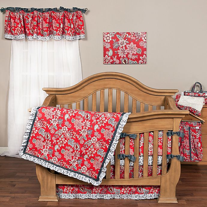 Alternate image 1 for Waverly® Baby by Trend Lab® Charismatic 3-Piece Crib Bedding Set