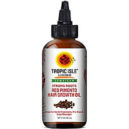 Tropic Isle Living 4 oz. Living Strong Roots Red Pimento Hair Growth Oil