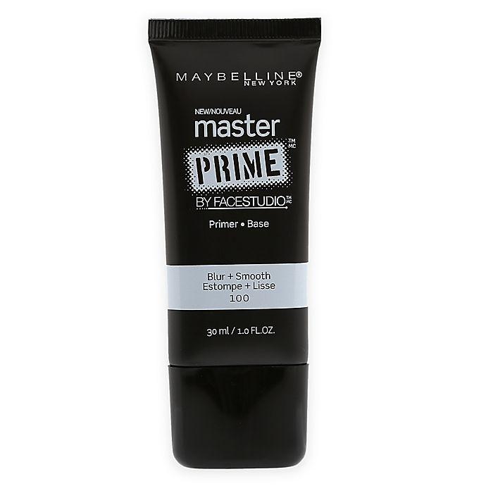 Alternate image 1 for Maybelline® Face Studio Master Prime™ in Blur + Smooth