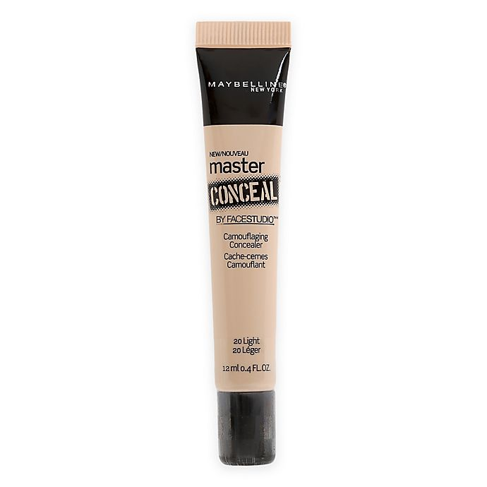 Alternate image 1 for Maybelline® Face Studio Master Conceal™ Camouflaging Concealer in Light