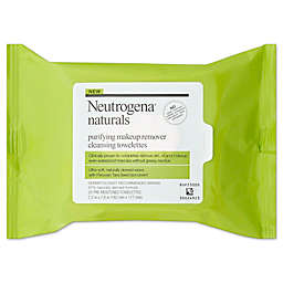 Neutrogena® 25-Count Naturals Purifying Makeup Remover Cleansing Towelettes