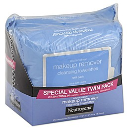 Neutrogena® 50-Count Makeup Remover Cleansing Towelettes 2-Pack