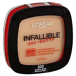 L'Oréal® Paris Infallible Pro-Matte Powder in Natural Beige