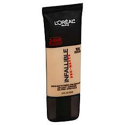 L'Oréal® Paris Infallible Pro-Matte Foundation in Natural Beige