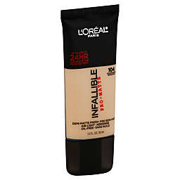 L'Oréal® Paris Infallible Pro-Matte Foundation in Golden Beige