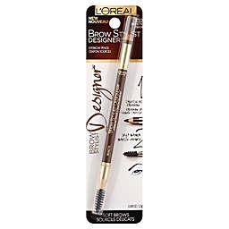 L'Oréal® Paris Brow Stylist Designer Eyebrow Pencil in Brunette