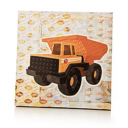 Glenna Jean Echo Dump Truck Canvas Wall Art
